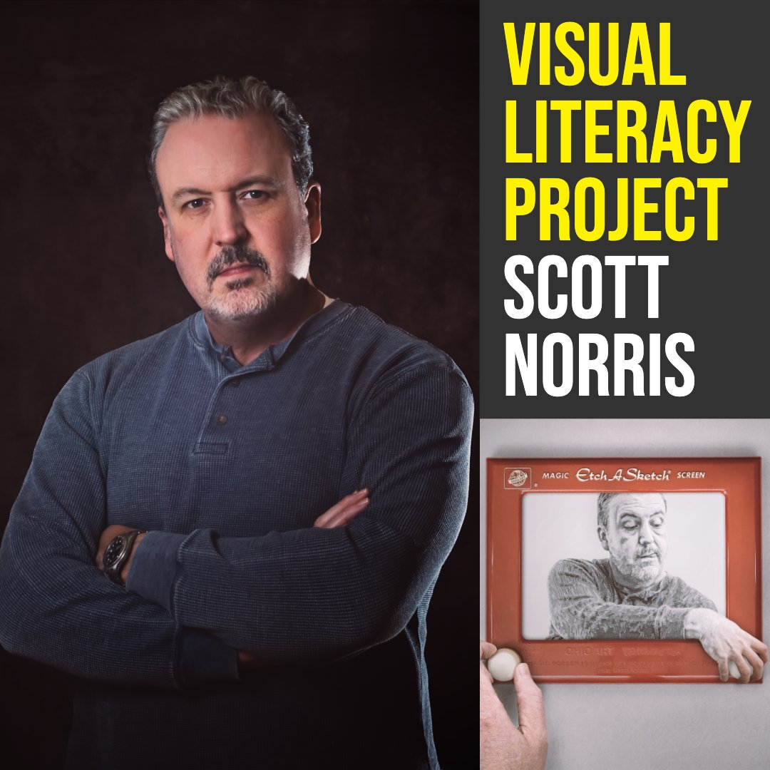 Visual Literacy Project Talks - Artistic photography with Scott Norris